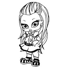 monster high coloring pages baby abbey bominable monster high babies coloring pages monster high coloring pages baby