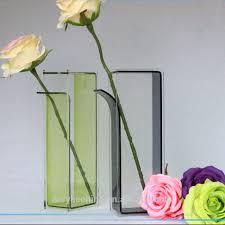 Acrylic Cylinder Vase Rectangle Acrylic Vase Rectangle Acrylic Vase Suppliers And