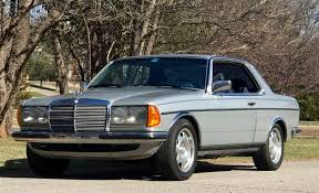 mercedes w123 coupe for sale 1984 mercedes 230ce 4 speed coupe for sale on bat auctions