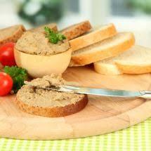 recette canapé apéritif facile canapés au beurre de noix une recette d apéritif facile