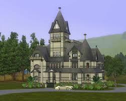 mod the sims carson mansion