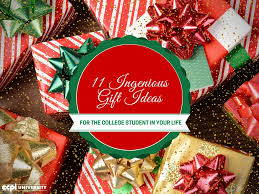 11 ingenious gift ideas for the college student in your life
