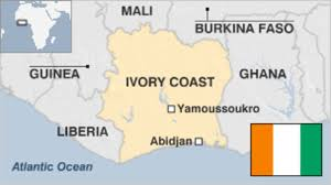 map of abidjan ivory coast country profile news