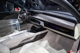 future audi future audi interiors could feature no buttons gtspirit