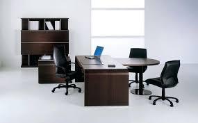 Contemporary Executive Office Desk Small Executive Office Desks Gorgeous Wood Office Desk Engaging