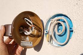 How To Install Outdoor Lighting by Electrical How Do I Seal Around An Outdoor Rated Wall Mounted