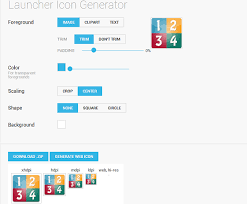 android icon generator android asset studio the easiest way to create icons for your
