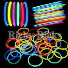 glow bracelets 1000 glow sticks bracelets neon light colors party favors rally