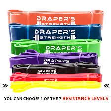 amazon com orange 0 micro resistance and mobility band 2 12