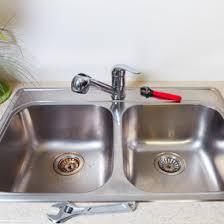 plomberie robinet cuisine comment poser un évier