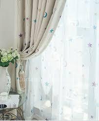 Kids Bedroom Blackout Curtains Cute Nursery Blackout And Thermal Star Curtains Kids Curtains