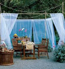 Outdoor Privacy Curtains Outdoor Room I M Going To Need One Of These Outdoor Spaces