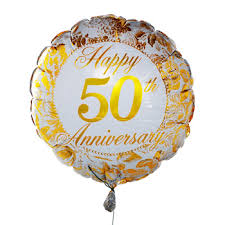 fiftieth anniversary to two special on your 50th anniversary s