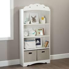 Bookcases Walmart Furniture Home Shelf Mainstays Wide 3 Shelf Bookcase Walmart