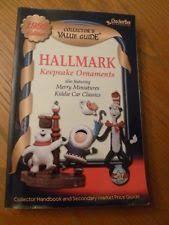 hallmark ornament value guide ebay