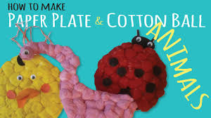 how to make fluffy paper plate animals u2013 simple kids crafts using