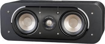 home theater center speaker signature s30 centre speaker polk home