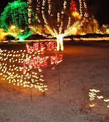 Chickasha Lights The Hartsock U0027s December 2010