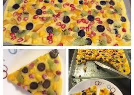 samira cuisine pizza frozen fruity pizza recipe by samira gupta cookpad