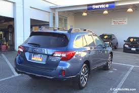 subaru outback lowered carnichiwa 2016 subaru outback long term review u2013 the u201cultimate