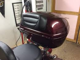 my color matched aftermarket topcase harley davidson forums