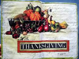real simple thanksgiving artist dianne faw