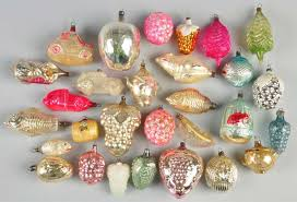 vintage christmas ornaments how much are glass christmas ornaments worth