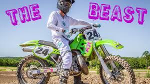 motocross transworld net carter stephenson the beast kx500 transworld motocross