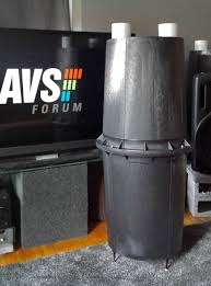 woofer for home theater diy build the sumpsub ported passive subwoofer avs forum home