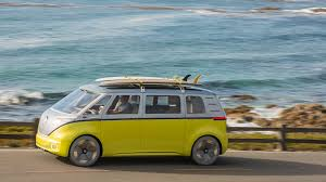 electric volkswagen van volkswagen i d buzz this is vw u0027s first electric microbus coming