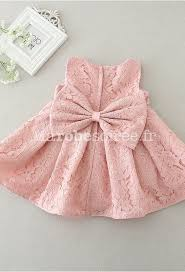 robe bebe mariage robe bébé fille poudrée dentelle