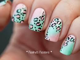 leopard print nails archives u2022
