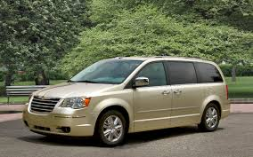top five fuel efficient 2010 minivans
