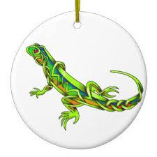 iguana ornaments keepsake ornaments zazzle