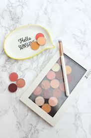 club makeup makeup geek make up geek warm toned eyeshadows review