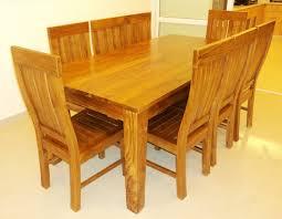 Teak Dining Room Chairs Teak Dining Room Sets Marceladick