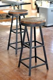 grey counter stools with nailheads distressed saddle bar stools