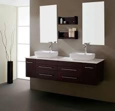 dark wood vanity modern master bathroom plan 3970 home designs