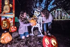 Zombie Family Halloween Costumes by New For Nashville In 2017 The Glow A Jack O U0027lantern Experience