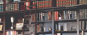 Sliding Bookshelf Ladder Library Ladders