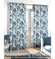 Blue Floral Curtains Cozy Blue Floral Curtains Curtain Curtains Ideas