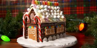 the secret to making the most impressive gingerbread house ever