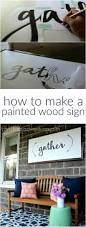 best 25 rustic wood signs ideas on pinterest vintage wood signs