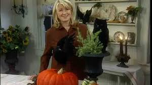 raven halloween party video bedford home ghoulish halloween party preparations martha