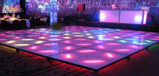 led floor rental floor rental nyc