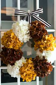 hydrangea wreath hydrangea wreath for fall it all started with paint