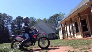 where can i ride my motocross bike i got my dirt bike fixed and was first ride of the day youtube