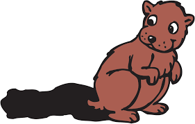 pix for cool groundhog cartoon clip art library