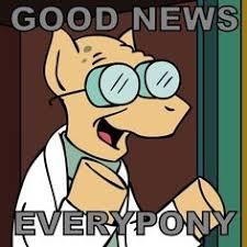 Professor Farnsworth Meme - futurama professor farnsworth my little pony professor