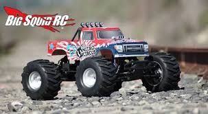 hobbyking basher nitro circus monster truck rc cars
